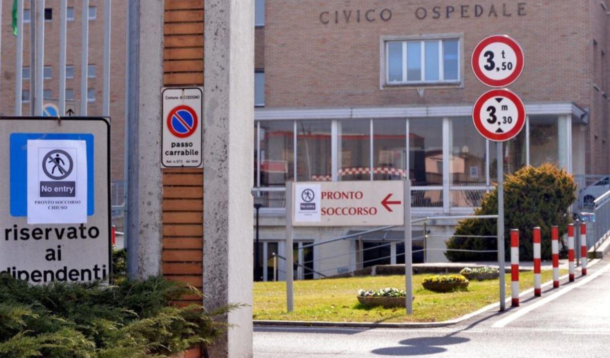 Coronavirus, primo sospetto Covid al pronto soccorso di Codogno dopo la riapertura: ma è negativo