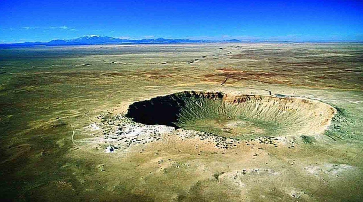 Nuova importante scoperta sull'asteroide che provocò l'estinzione dei dinosauri