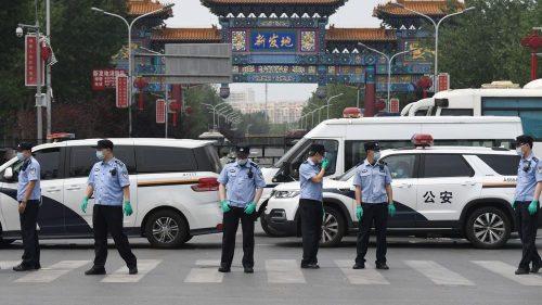 Coronavirus in Cina: sotto controllo il focolaio di Pechino