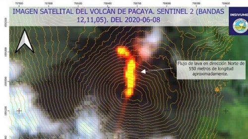 Guatemala: erutta il vulcano Pacaya: flusso di lava di oltre 700 metri