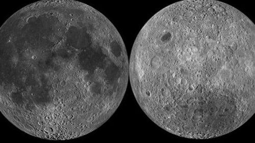 """Spazio: perché la Luna ha due """"facce"""" così diverse?"""