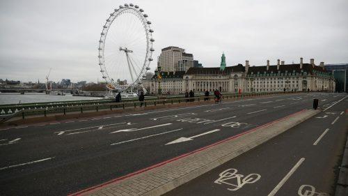 Coronavirus: a Londra oltre 700 morti in casa in solitudine