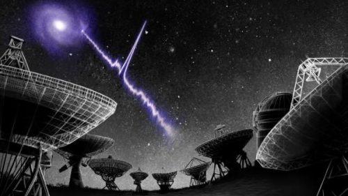 Spazio: scoperta nuova fonte di 'lampi radio veloci'