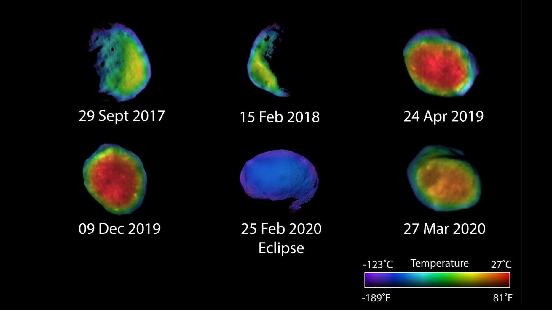 Spazio: la misteriosa luna di Marte Phobos in 6 diverse immagini della NASA