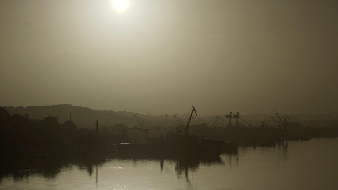 Stati Uniti: arriva la nube di polvere 'Godzilla'