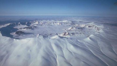 Un'eruzione in Alaska sconvolse il clima dell'Impero Romano