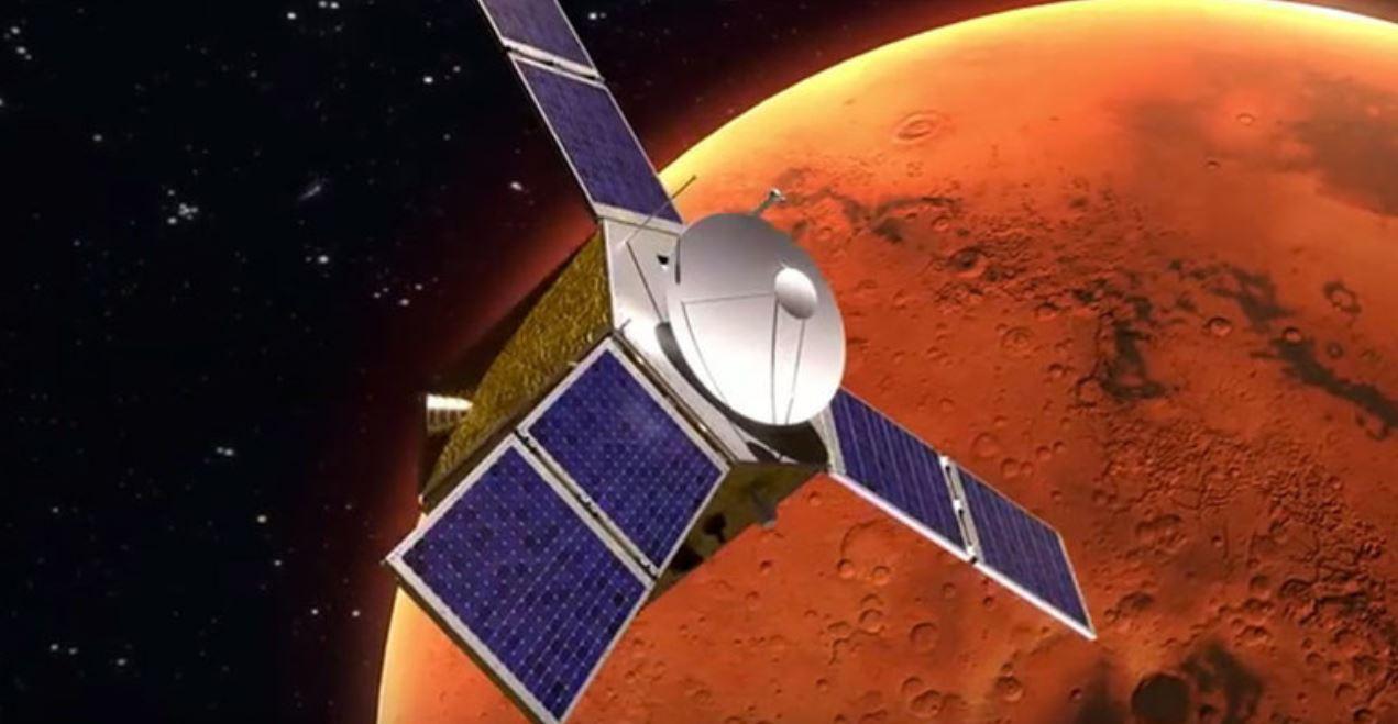 L'annuncio: Emirati Arabi pronti al lancio della prima sonda verso Marte