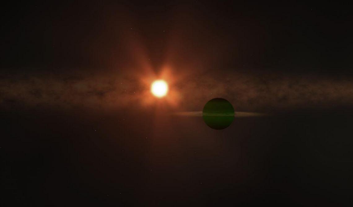 Scoperto un pianeta grande quanto Nettuno: ruota attorno a una stella nana