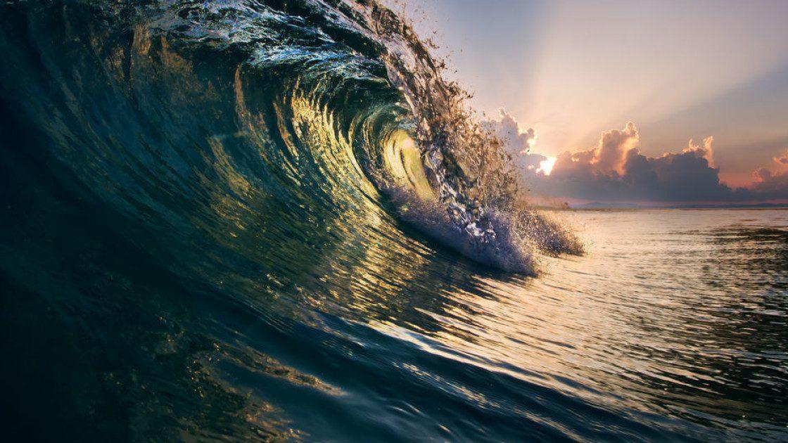 Uno tsunami rese la Gran Bretagna un'isola