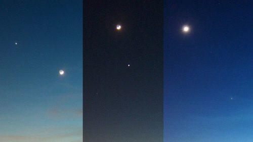 In arrivo allineamento dei pianeti e eclissi penombrale di Luna