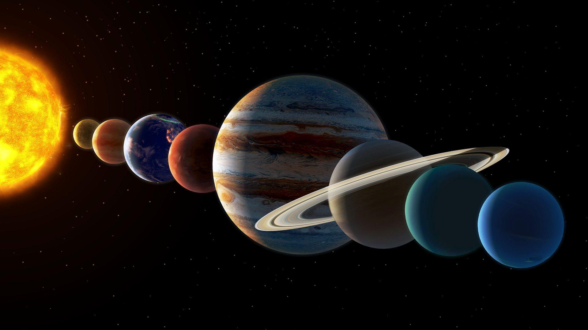 Sfilata di 6 pianeti: un evento raro nei cieli di fine luglio