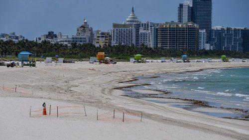 Miami come Wuhan: la città della Florida diventa l'epicentro della pandemia