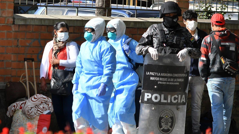 Coronavirus in Bolivia: decine di cadaveri abbandonati a Cochabamba