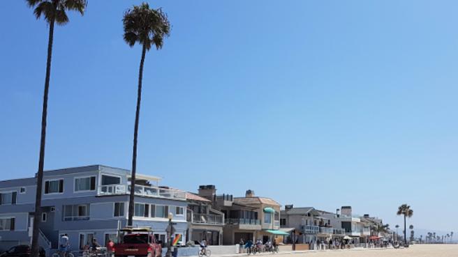 Coronavirus: record di contagi, lockdown in California