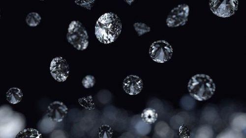 Le piogge di diamanti di Nettuno ricreate sulla Terra