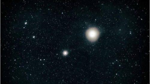 Saturno e Giove mai così 'vicini' e luminosi: questa sera la 'Notte dei Giganti'