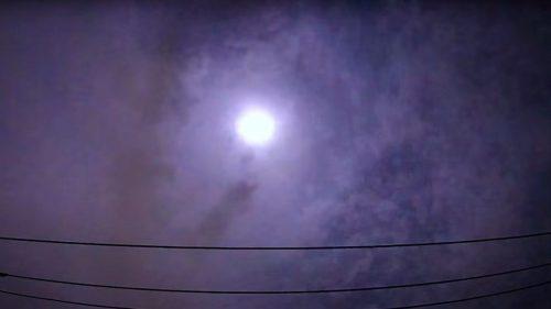 Giappone: meteora esplode in cielo. Rilasciata energia equivalente a 150 tonnellate di TNT