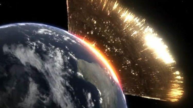 Un improvviso bombardamento di meteoriti sconvolse Terra e Luna 800 milioni di anni fa