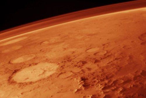 Marte: il sottosuolo potrebbe ospitare la vita