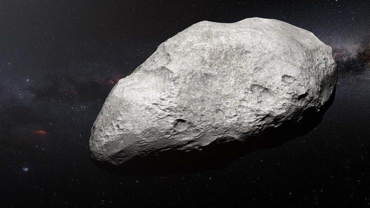 Spazio: domani l'avvicinamento dell'asteroide 2011 ES4