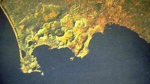 Campi Flegrei: scoperta nuova eruzione che ricoprì il Mediterraneo di cenere