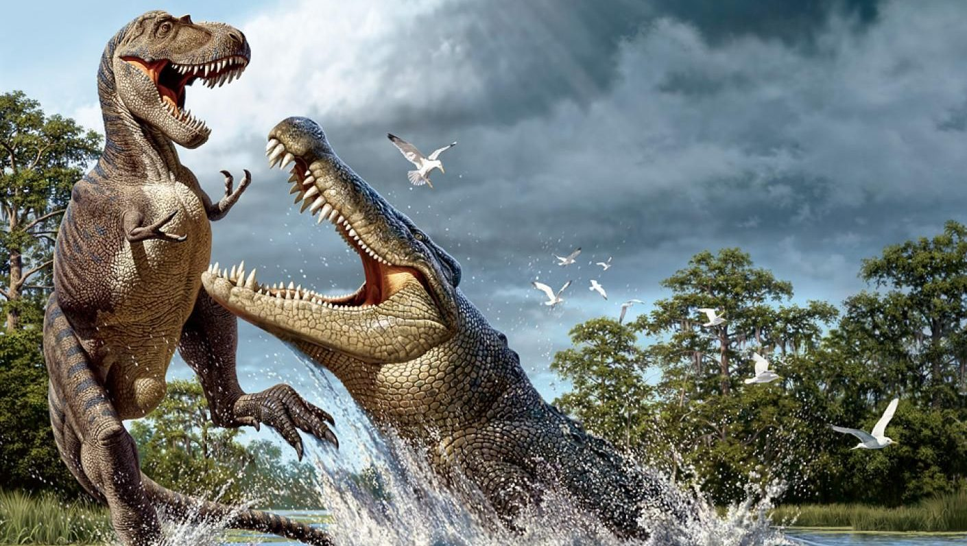 Deinosuchus: l'antico alligatore che mangiava i dinosauri