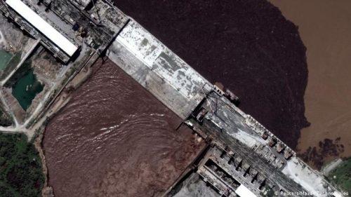 Crolla diga sul  Nilo Azzurro: oltre seicento case distrutte