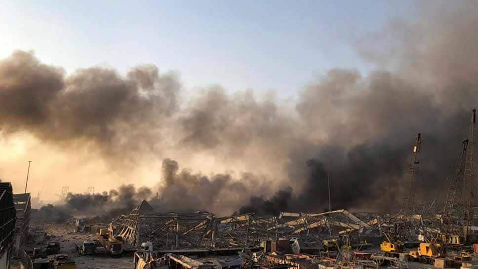 Esplosione Beirut: quasi 300mila sfollati