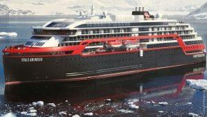 Norvegia: 40 positivi in nave da crociera tra equipaggio. E' caccia ai 178 passeggeri sbarcati