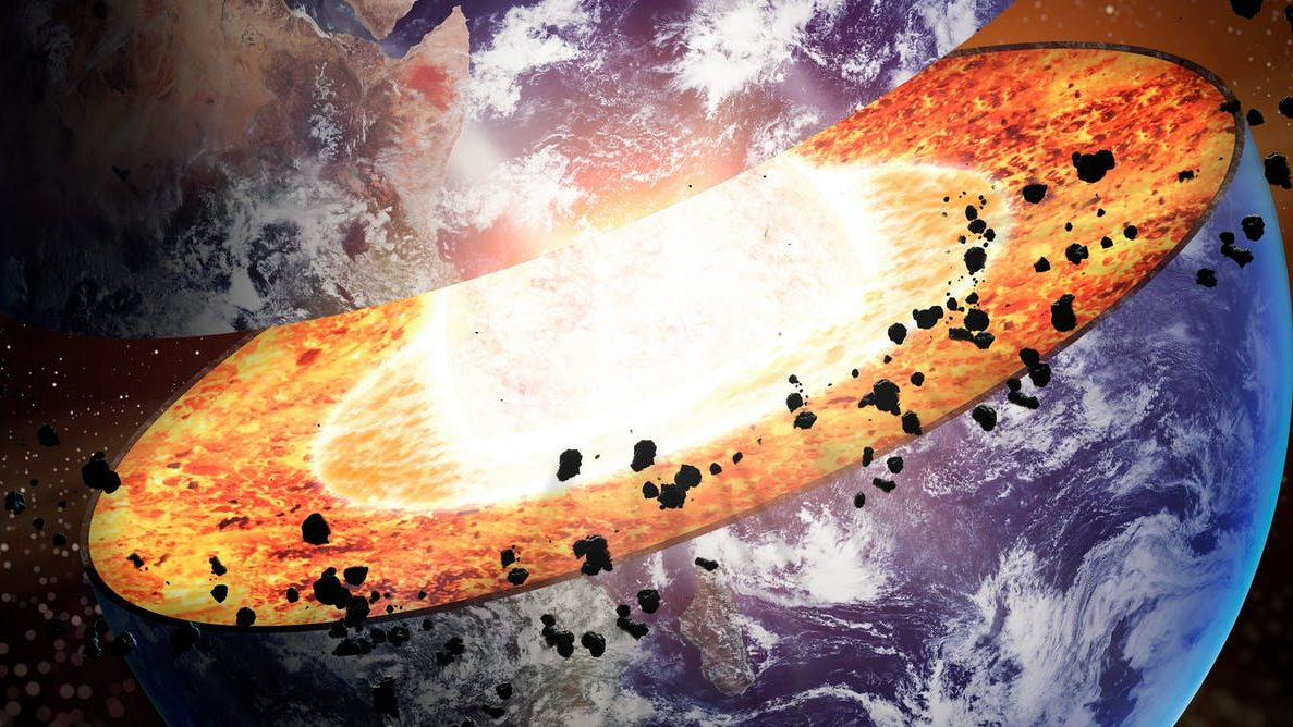 Cosa accadrà quando il nucleo terrestre si raffredderà?
