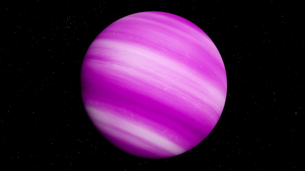 Spazio: scoperto Gliese 504 b, il pianeta rosa