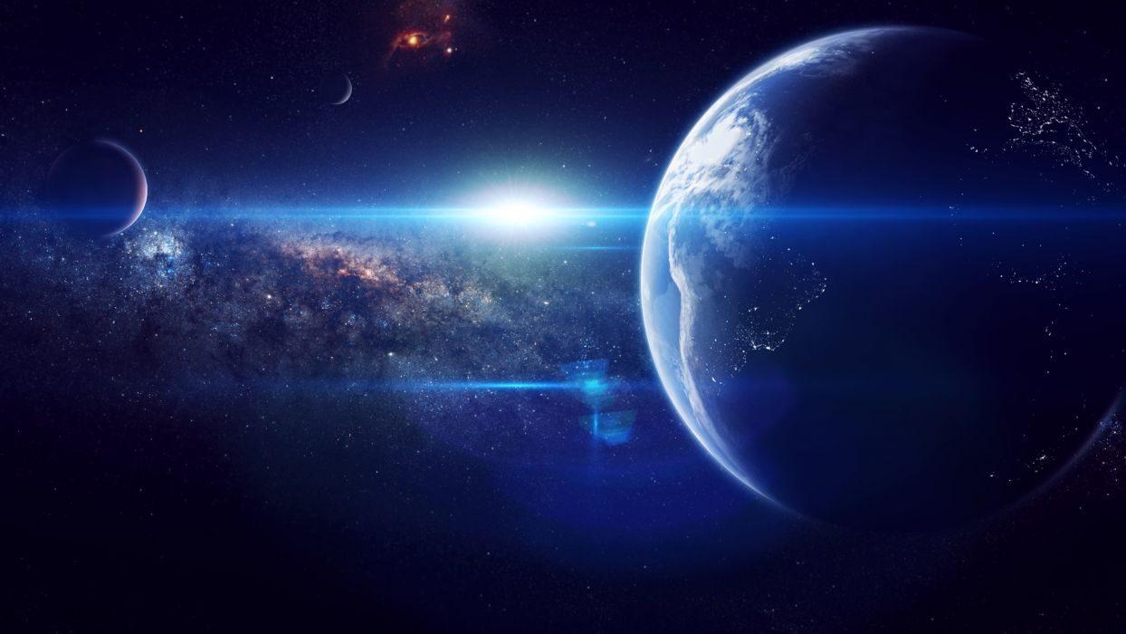 Spazio: la Terra attraversa la scia di un'esplosione di supernova