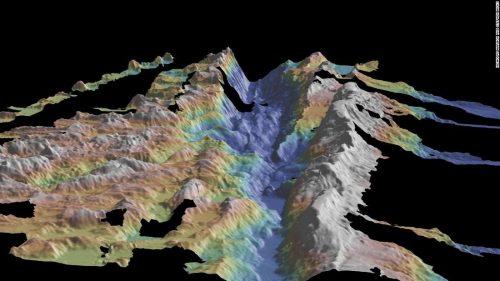 Scoperto potente 'terremoto boomerang' nell'Atlantico