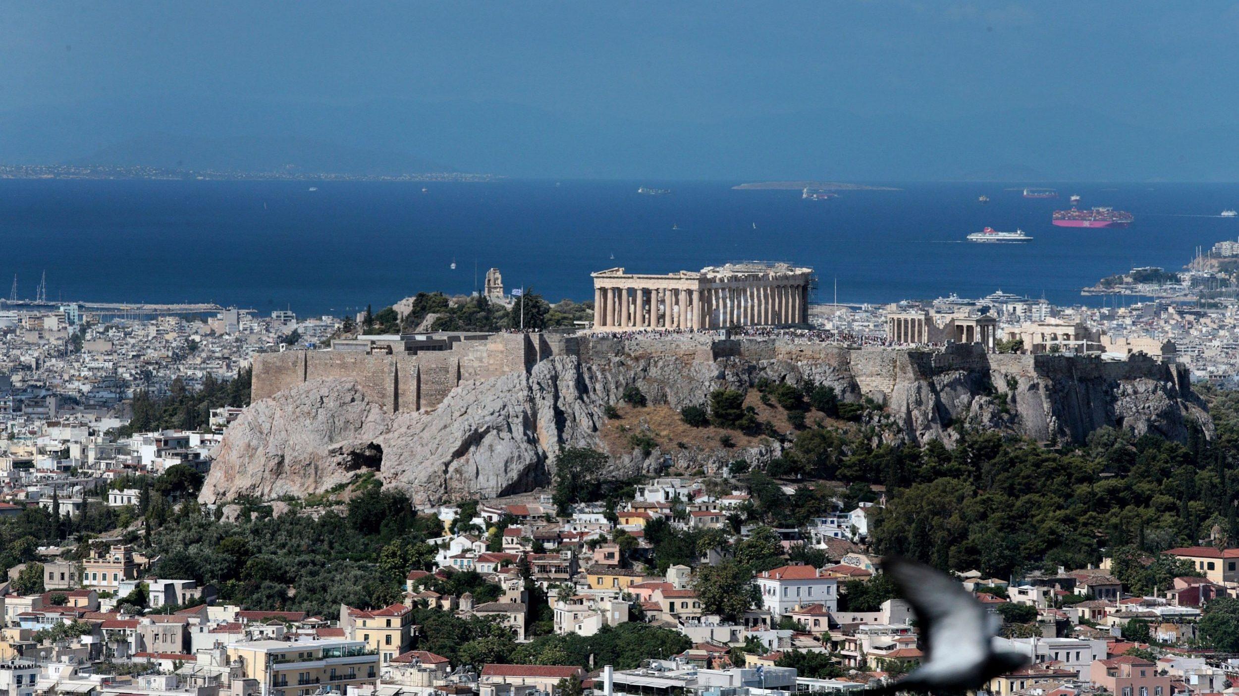Terremoto Grecia: forte scossa in mare, avvertita anche ad Atene