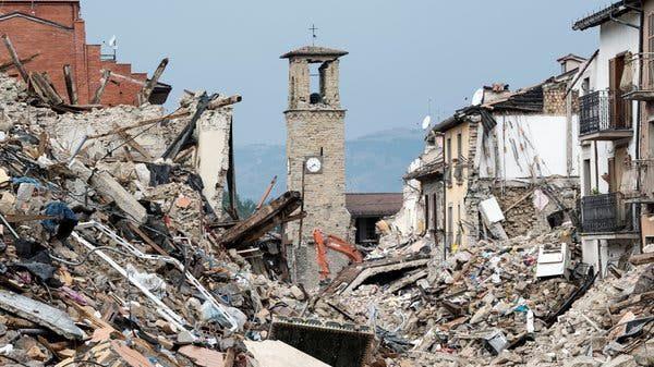 Terremoti Italia Centrale: i sismi correlati al rilascio di anidride carbonica