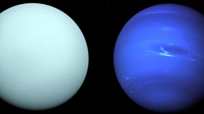 Urano e Nettuno composti principalmente da acqua. La scoperta degli scienziati