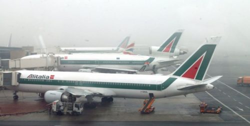 Alitalia scompare da Malpensa: cancellati tutti i voli in partenza e arrivo