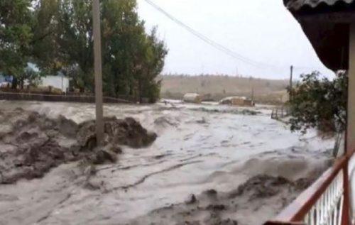 Disastrosa alluvione in Moldavia: inondazioni devastanti e gravi danni