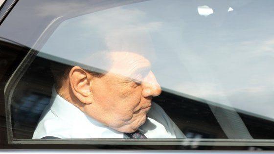 Coronavirus: Berlusconi ricoverato al San Raffaele di Milano