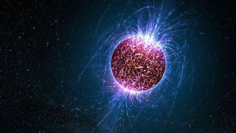 Spazio: team di scienziati scopre il campo magnetico più potente mai osservato