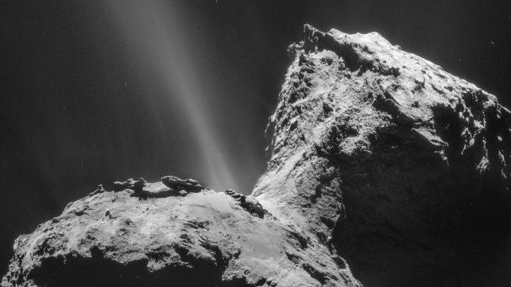 Spazio: avvistata 'sorprendente' aurora boreale su una cometa
