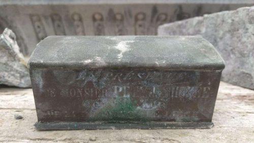 Belgio: il cuore del sindaco di Verviers scoperto in una fontana del 1883