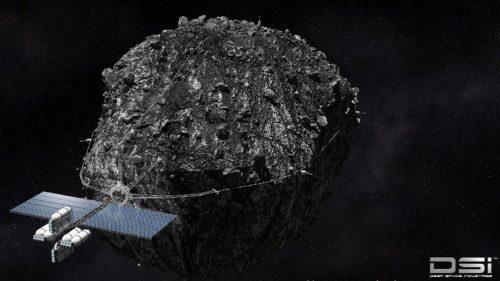 Estrazione di minerali dagli asteroidi. A novembre il primo lancio