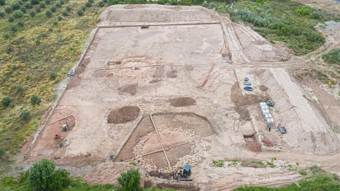 Francia: tre monumentali tombe circolari di quasi 4.000 anni nel sud del paese
