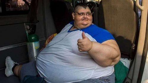 Coronavirus: guarito l'uomo più grasso al mondo
