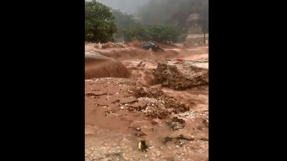 Uragano mediterraneo in Grecia: barche affondate ad Itaca, alluvione a Cefalonia