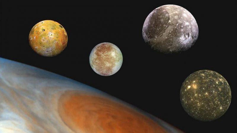 Spazio: ecco perché le lune di Giove sono 'più calde' del previsto