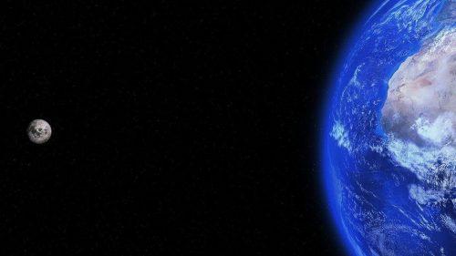 Spazio: una mini luna si sta avvicinando alla Terra