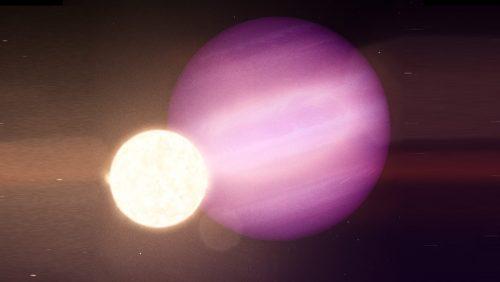 WD 1856b: scoperto il primo pianeta intorno ad una stella morente