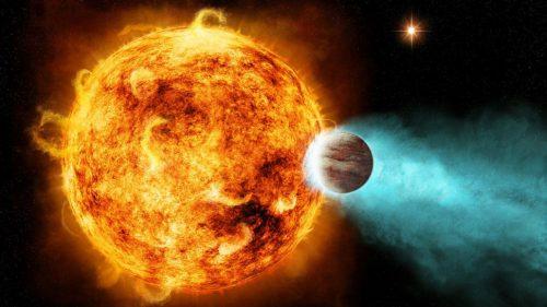 Ltt 9779: il primo pianeta 'nettuniano caldo' con temperature di oltre 1.700 gradi